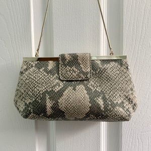 BANANA REPUBLIC Natacha Palomino Clutch Bag